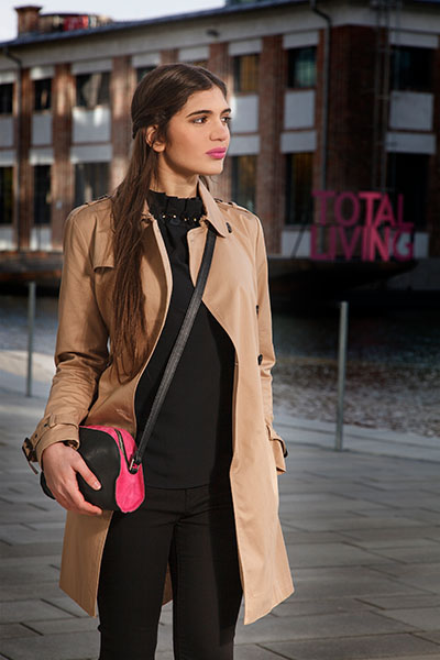 "Layout Shooting for Schreif handbags. Model: Ana Stankovic (<a href=""http://www.bodyandsoul.at"">Body & Soul</a>) H&M: Melanie Böhm"